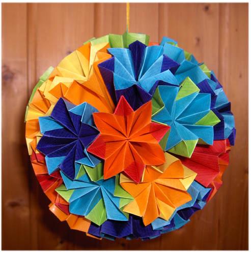 Origami - margrit und jörg kunfermann, sur begl, praez